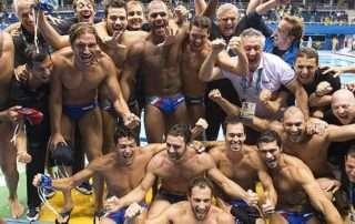 Rio de Janeiro 20-08-2016 Olympic Aquatics Stadium  - Water Polo Men's Bronze Medal Match, MONENEGRO MNE - ITALY ITA Foto Andrea Staccioli/Deepbluemedia/Insidefoto